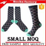 Knöchel-glückliche Socken der Frauen Baumwoll