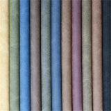 Het schuring-Bestand Geïmiteerdee Leer van uitstekende kwaliteit van Pu voor het Materiaal van het Bovenleer van de Schoen