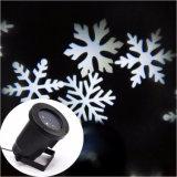 4W RGBのホワイトクリスマスのレーザー光線