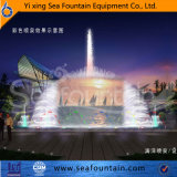 European Style Changeable Music Fountain