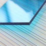 Folhas contínuas transparentes do policarbonato de Lexan