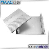 Radiateur en aluminium / aluminium personnalisé en tant que dessin et conception de client