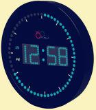 가정 훈장을%s 도는 LED 디지털 큰 벽 또는 책상 시간 기록계
