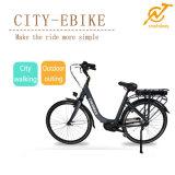 E BikeのセリウムEn15194の中間モーター電気自転車、女性のための電気バイク女性