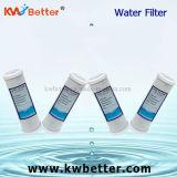 Cartucho de filtro de agua del CTO con el cartucho de filtro de agua del paño mortuorio