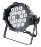 Indicatori luminosi di PARITÀ del LED 18*5W RGB/indicatore luminoso della fase/indicatore luminoso di effetto/indicatore luminoso della lavata per la discoteca, KTV, barra