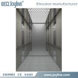 Elevación comercial de cristal del elevador del pasajero con modificado para requisitos particulares