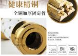 Kies Mixer van het Bassin van de Diamant van het Messing van de Luxe van het Handvat de Gouden (uit zf-M22)
