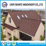 反風および耐火性機能が付いているAz 50gの平らなシートの屋根瓦
