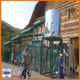 Миниая модульная выгонка масла незрелого петролеума к тепловозному оборудованию рафинадного завода