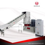 A película plástica do PE dos PP recicl a máquina de Agglomerator