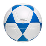 Дешевый напечатанный нормальный размер 5 футбола кожи логоса