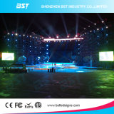 Seamless 4.81m Front Service LED Display Outdoor, LED Big Screen Die Casting Aluminium