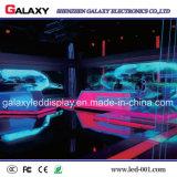 게시판 광고를 위한 옥외 높은 투명한 발광 다이오드 표시 스크린 P5-8