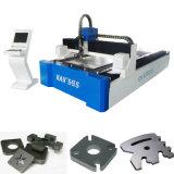 Fabrik geben direkt CNC-Faser-Metalllaser-Ausschnitt-Maschine an