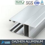 6063 T5 kundenspezifisches Aluminiumprofil für Algerien-Fenster-Tür-Profil
