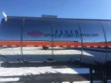 54 000 liter de roestvrije van de olijfolietanker aanhangwagen