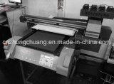 Impresora plana ULTRAVIOLETA tamaño pequeño de A3/A4/6090/8010 Epson Dx5