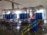 Máquina de enchimento asséptico de água de coco Embalagem em saco asséptico em tambor
