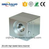 Scanner en gros de galvanomètre à laser de CO2 de la qualité Jd1105/scanner de Galvo/tête de balayage pour le découpage de laser