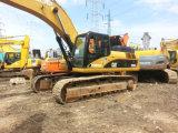 Excavatrice utilisée du chat 336D, tracteur à chenilles utilisé 336 d'excavatrice en vente