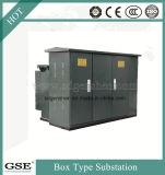 Zgs kombinierte kastenähnliche Umspannstation/Leistungstranformator-Station