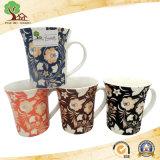 Diseño de cerámica superventas de la taza con la raya