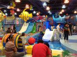 Giochi divertenti di Euqipment del campo da giuoco dell'interno del mercato