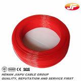Fil isolé par PVC de cuivre 0.5mm2 0.75mm2 1mm2 de conducteur