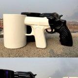 Form-kreativer Simulation 3D Cearmic Pistole-Schießen-Pistole-Becher