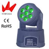 Günstige 7 * 12W Wash Moving Head Licht