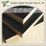 La madera contrachapada fuerte y del artículo 18m m/la película Shuttering hizo frente a la madera contrachapada con buen precio