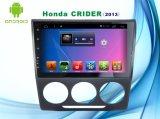 Carro Android DVD GPS do sistema para Honda Crider tela de uma capacidade de 10.1 polegadas com TV/WiFi/Bluetooth/MP4