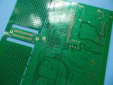 PWB Tg170 con oro verde de la inmersión de la máscara en radio basada en los satélites