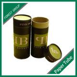 Paper Cosmetic Packaging Tube en carton pour baume à lèvres