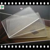 vidro solar Tempered do baixo ferro de 3.2/4.0mm para a célula solar