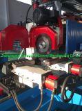Grosse Größen-automatische kupferne Ausschnitt-Maschine Plm-Qg425CNC