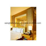 Muebles de lujo chinos del dormitorio del hotel del estilo