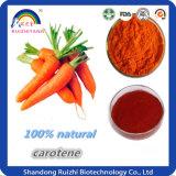 Concentrado de cenoura em pó