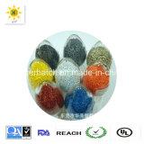High-density цвет Masterbatch пластичного сырья