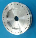 Drehteile mit der Oberflächenmaschinellen Bearbeitung des Milderns von polierendem /Anodising/