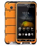 O núcleo esperto 1.3GHz 3GB+32GB 13MP Antidust IP68 Shockproof do Android 6.0 Mtk6753 Octa do telefone da polegada 4G da armadura 4.7 de Ulefone Waterproof a cor alaranjada