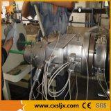pequeñas máquinas de la producción del tubo doble del PVC de 16-40m m