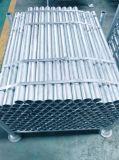 Гальванизированная пробка лесов Q235 круглая стальная