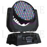 Bewegliche Hauptwäsche der DJ-Stadiums-Beleuchtung-RGBW 108X3w LED