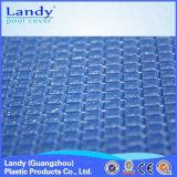 Landyは化学腐食に抵抗するためにプールのための泡カバーをカスタマイズした