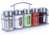 Kitchencooking Gewürz-Potenziometer-Metallzahnstange