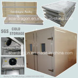 SGS Approved Cold Storage with PU Panels and Condensing Unit