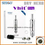 Rey Ecigarette Atomizer de Seego Vhit con el compartimiento de la limpieza de uno mismo