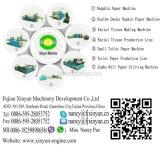 Laminação de cola de alta velocidade N / Z Máquina de fabricação de toalhas de mão de papel dobrável